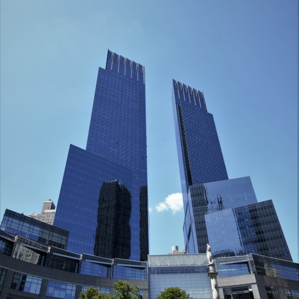 Time Warner Center Building, 25 Columbus Circle, New York, NY, 10019, Lincoln Square NYC Condos